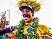 GABRIEL MEDINA - 1º TÍTULO BRASILEIRO Medina ganha o Mundial de Surfe