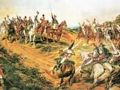 Acima, quadro de Pedro Américo retratando a Independência do Brasil