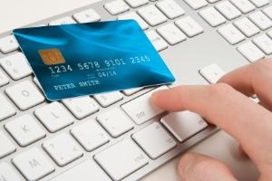 cartao de credito teclado e commerce comercio eletronico
