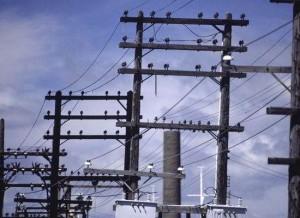 rede de energia eletrica