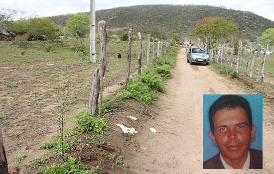 suplente de vereador assassinado foto raimundo mascarenhas