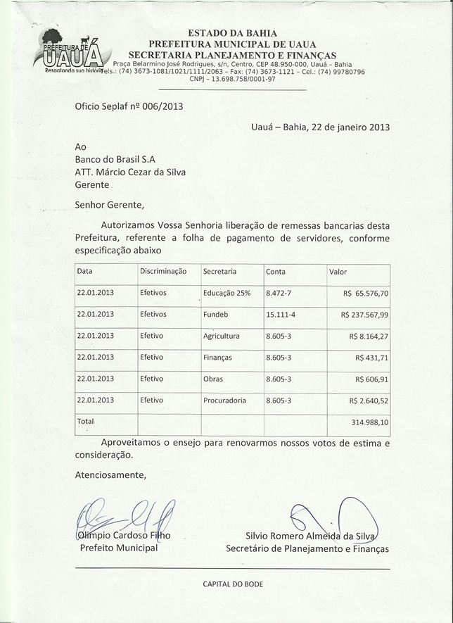 acordo pagamento banco do brasil