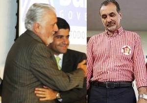 jaqueswagner acmneto nelsonpelegrino lua de mel do prefeito e governador deixa pelegrino com ciume foto bocaonews