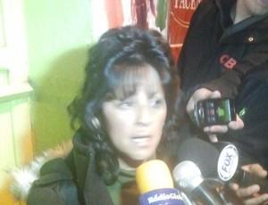 Abigail Saba está conduzindo as investigações (Foto: Diego Ribeiro)