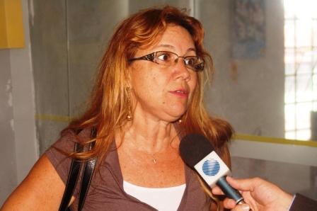 Drª Lia Mara (Foto: TV BAHIA)