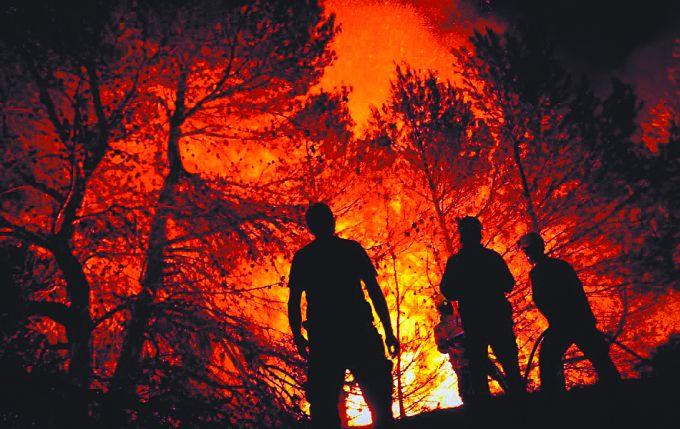 IncendioNaSerra