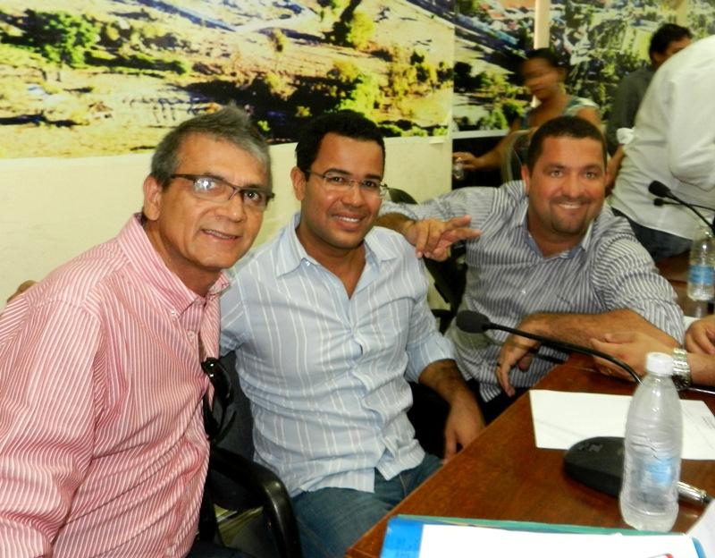 Ranulfo, Silva Neto e Osni