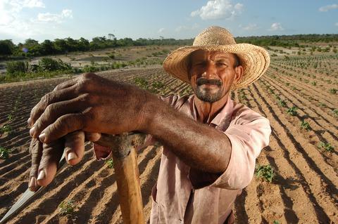 Trabalhador Rural Caraubas - Rio Grande do Norte