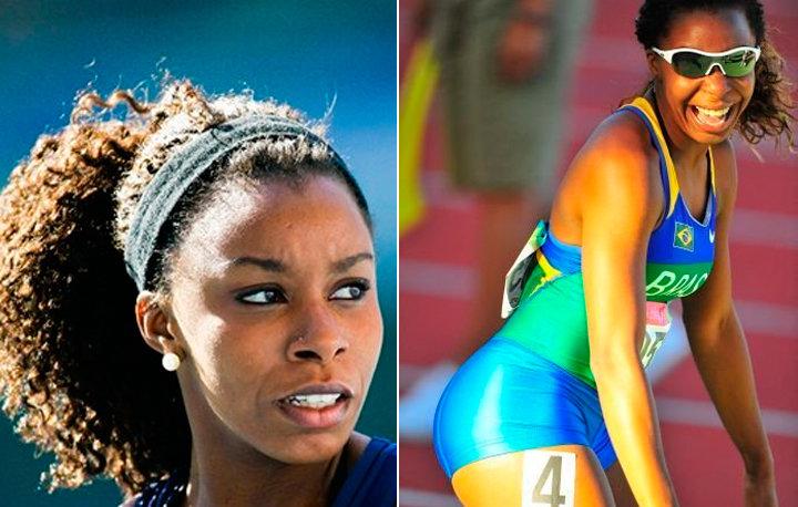 Rosângela Santos (atletismo)