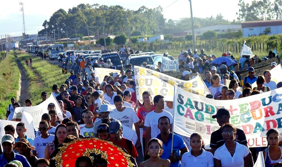 Protesto Cascavel - Ibicoara (14)