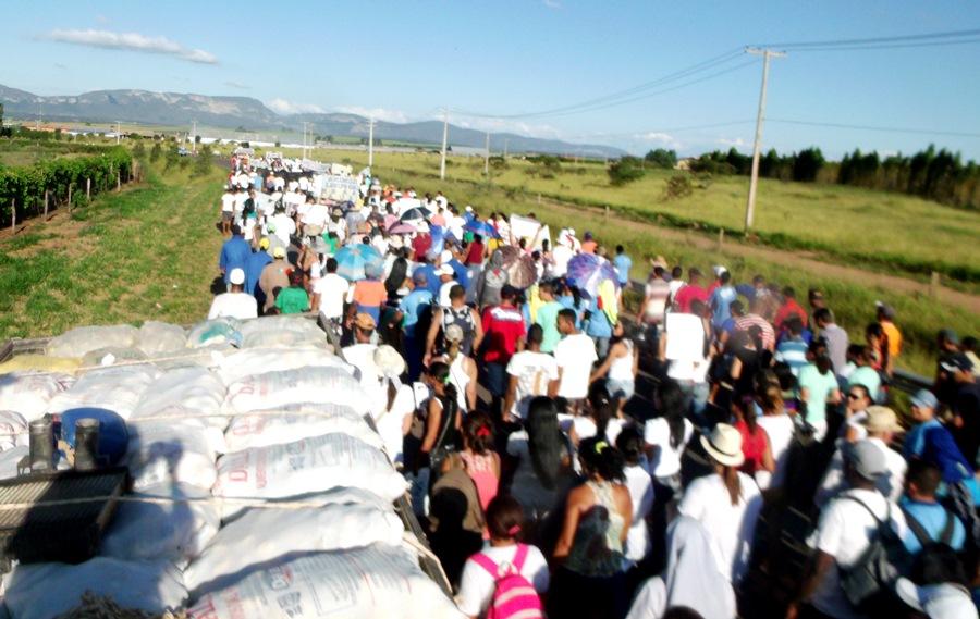 Protesto Cascavel - Ibicoara (19)