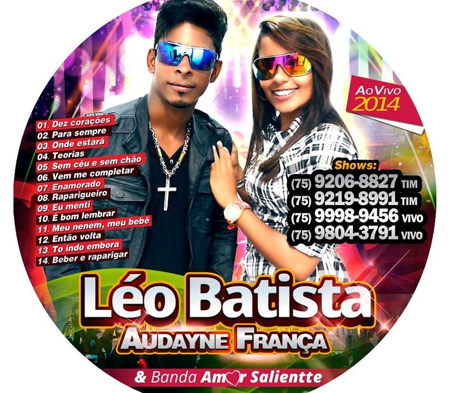 Cansançãoense Léo Batista Lança primeiro CD após deixar a Paixão Latina; ouça
