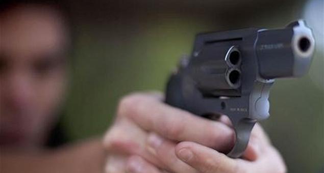 Arma-Pistola-Tiro