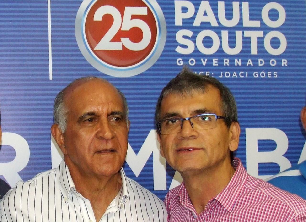Após adesão de Ranulfo, Souto anuncia comício em Cansanção neste domingo (14)