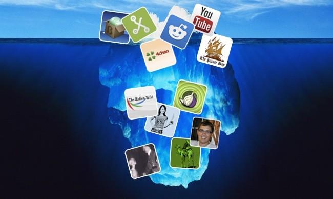 iceberg deep web una semana