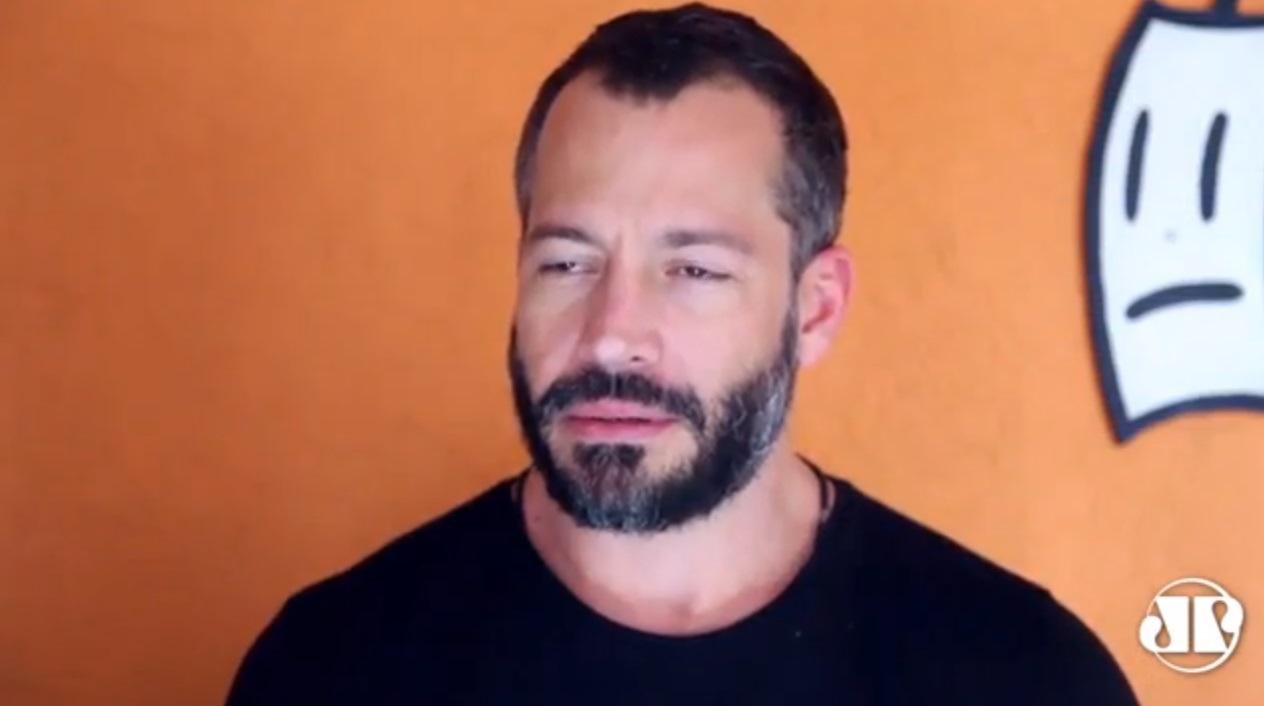 Idade Malvino Salvador Complete malvino salvador esculacha o pt em entrevista; assista