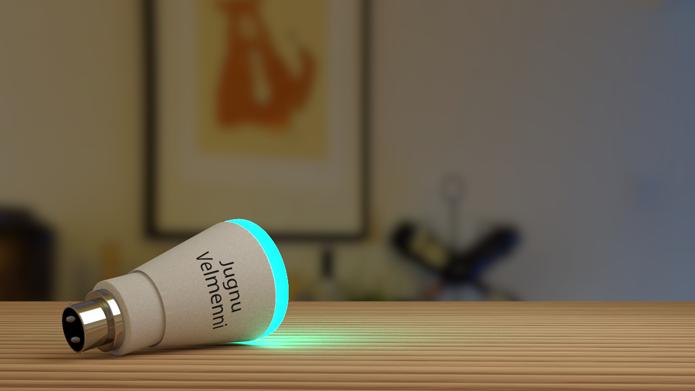 lifi-lampada