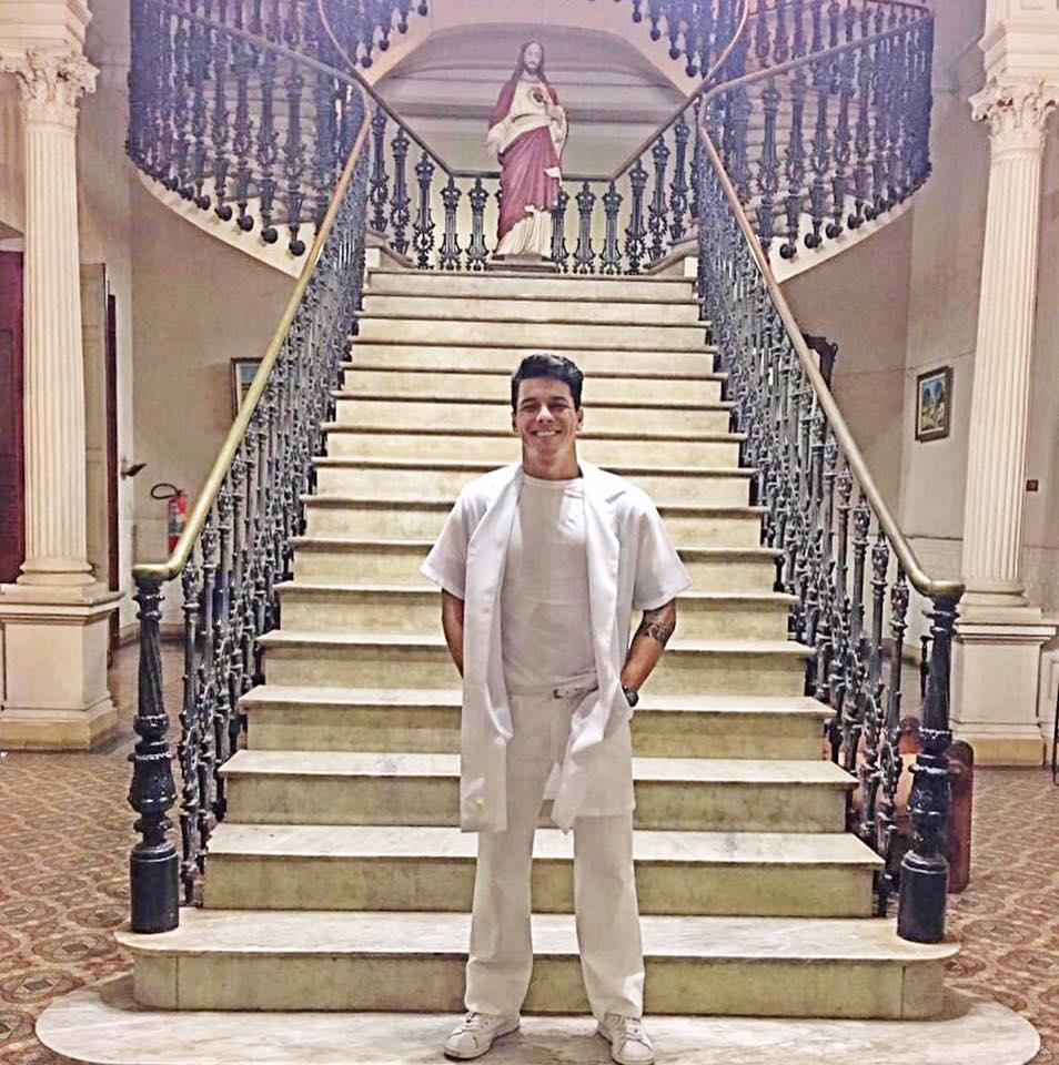 O ator Euclidense viverá o papel de um médico na nova Minissérie