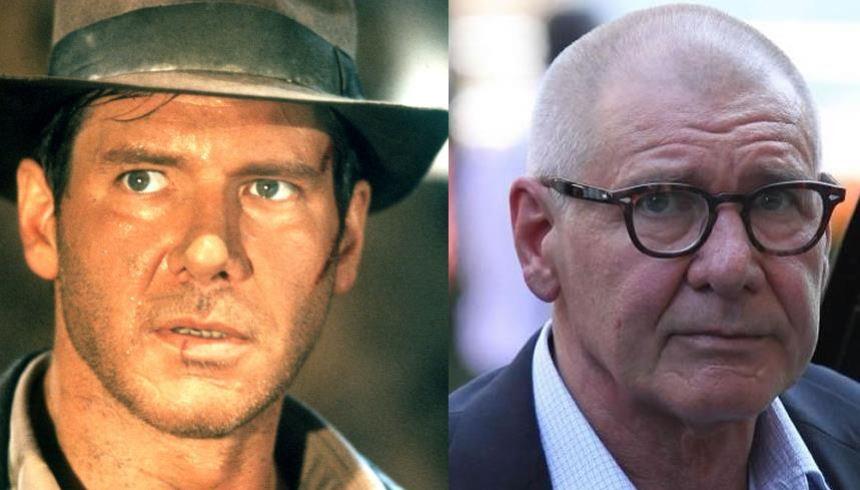 Harrison Ford: nosso eterno Indiana Jones e Han Solo foi um dos atores mais galãs de sua época. Felizmente, seu talento continua FOTO: Reprodução