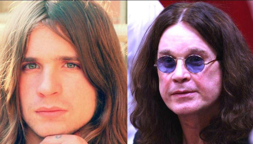 Ozzy Osbourne: acredite ou não, esse aqui em cima já foi o rockeiro das trevas comedor de morcegos FOTO: Reprodução