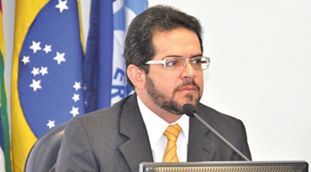 Valdecir Pascoal, presidente da Associação dos Membros dos Tribunais de Contas do Brasil