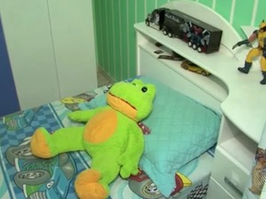Criança deixou quarto arrumado antes de sumir