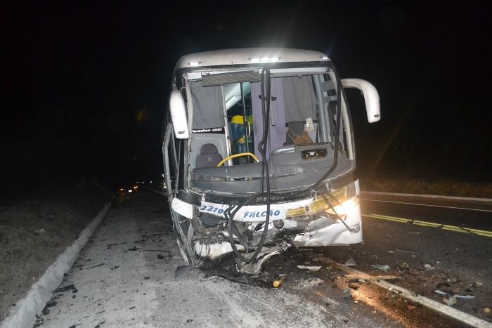 colisão mata policial da cipe chapada 3