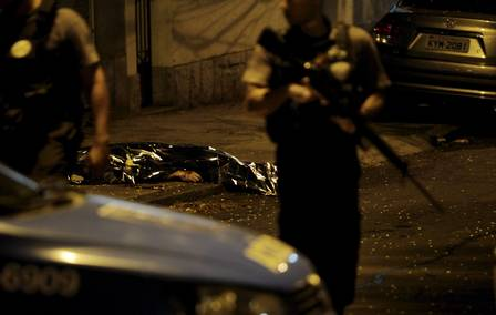 jovem foi morto por bandidos em vila isabel