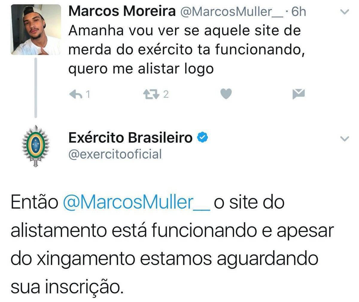 twitter Marcos x