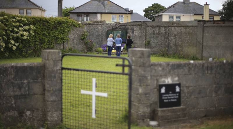 orfanato irlandes
