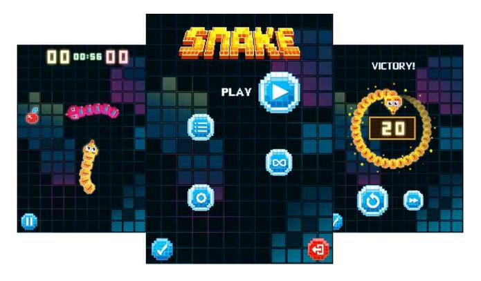 snake novo