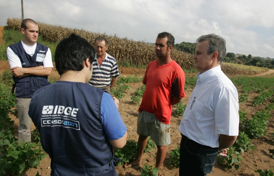 IBGE – Censo Agropecuário