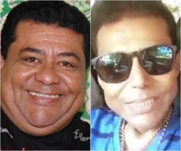 Bastante magro Edson Lima da Gatinha Manhosa fala sobre estado de saúde