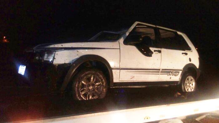 carro suspeito de assalto