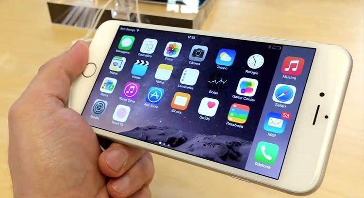 iPhone6 Plus 2