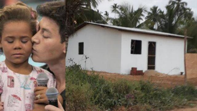 Rivania Rodrigo Faro Record casa
