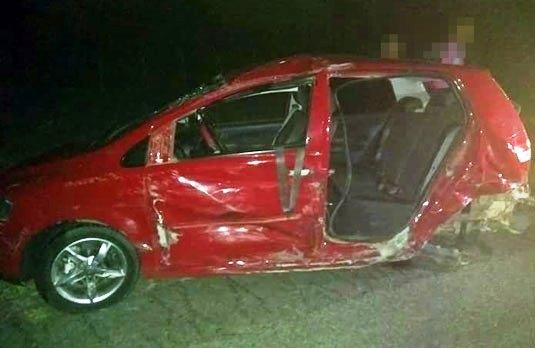 carro acidente na br 324