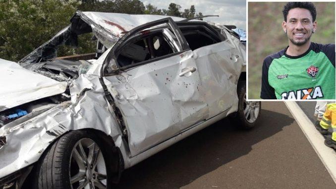 futebolbahiano.org goleiro wallace do vitoria morre apos acidente de carro em sao paulo goleiro1