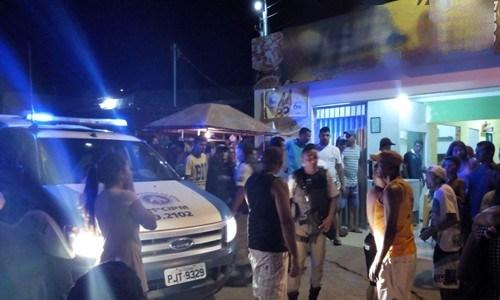homicidio em Pombal 2018