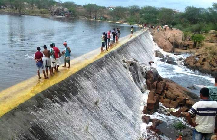 barragem da leste des