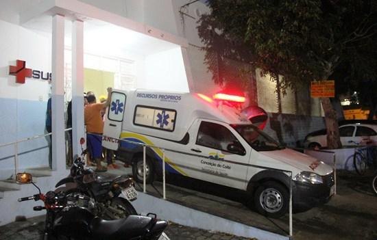ambulancia de coite transferecia