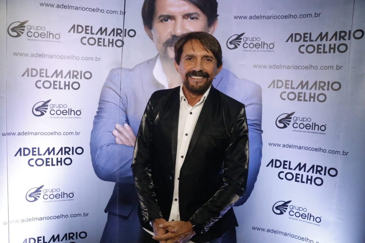 Adelmário Coelho. Camarim. Foto Fred Pontes