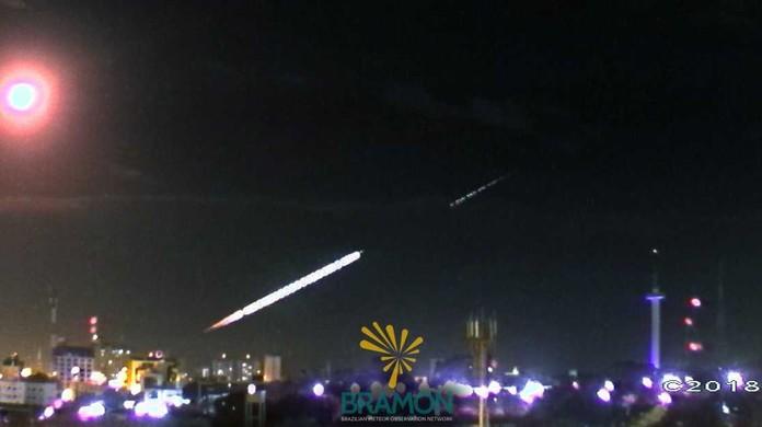 meteoro da