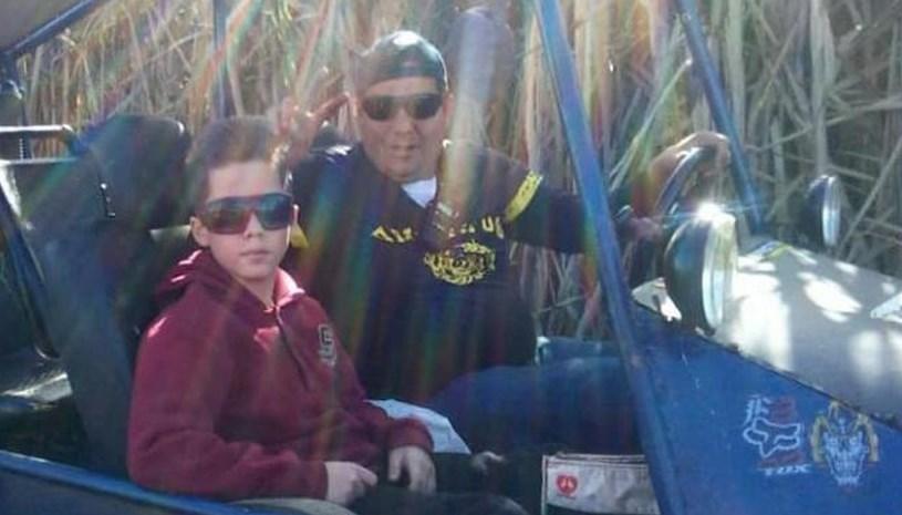 pai e filho em carro gaiola morrem em acidente com motorista bebado 2