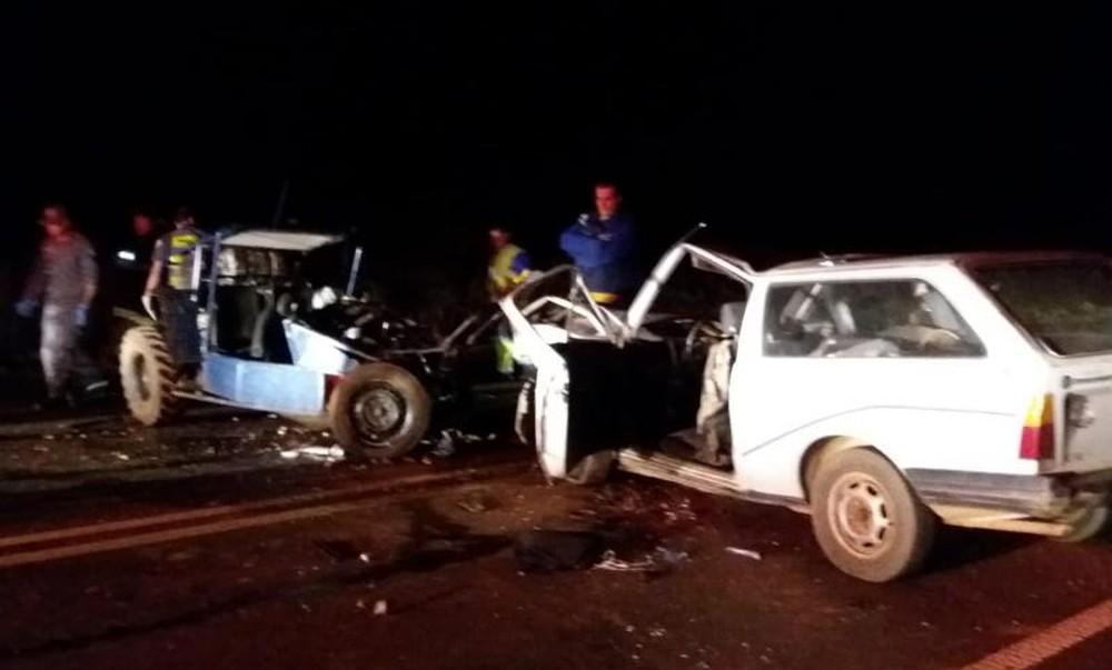 pai e filho em carro gaiola morrem em acidente com motorista bebado