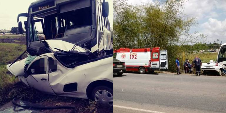 acidente br 110