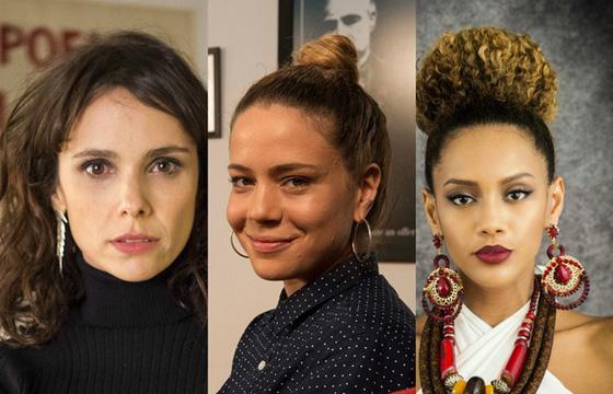 atrizes serie