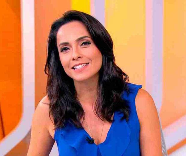 Izabella Camargo deixa a Globo