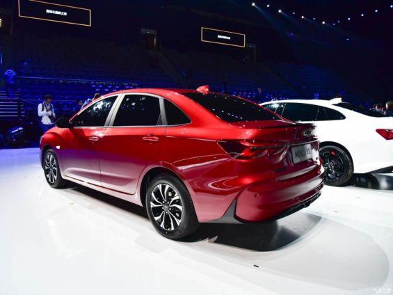 Chevrolet Monza Rs Autohome China X