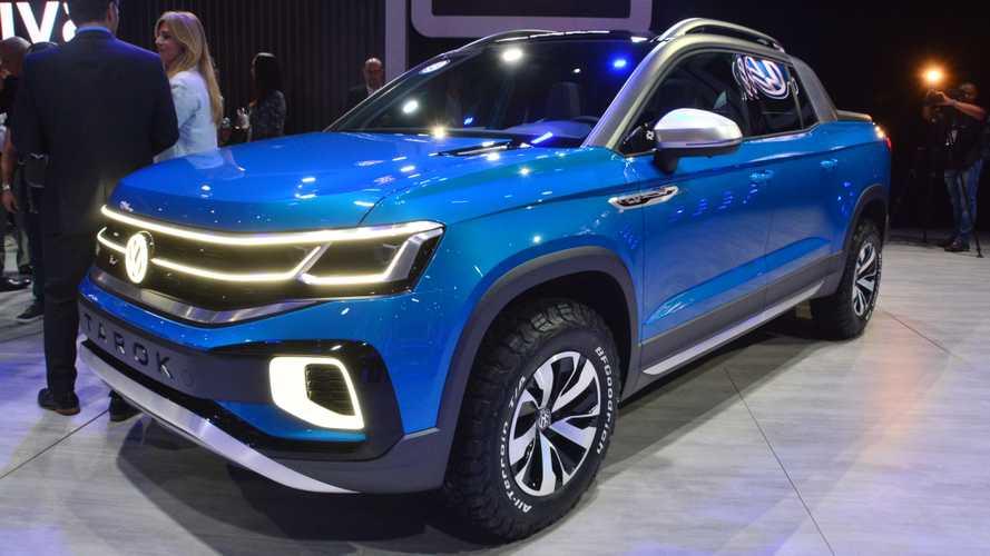 volkswagen tarok concept salao de sp 2018